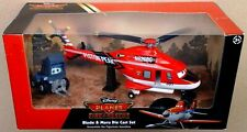 """DISNEY PLANES FIRE AND RESCUE 9"""" BLADE AND MARU DIECAST SET 1:43 SCALE BRAND NEW"""