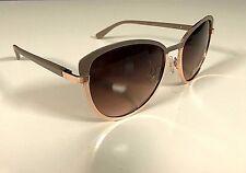 New JESSICA SIMPSON CATEYE Women's Sunglasses J5316 ND Ladys Eyewear Nude/Gold