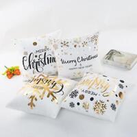 Gold Foil Printing Pillow Case Sofa Waist Throw Cushion Cover Sofa Home Decor