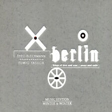 Berlin: Songs Of Love & War Peace & Exile - Bleckman/Yasuda (2008, CD NIEUW)