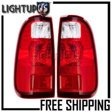 2008-2016 FORD SUPER DUTY Pickup Left Right Pair Rear Brake Tail Lights