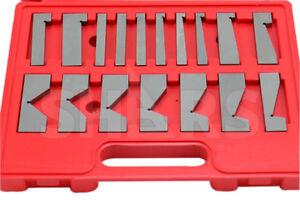 Shars 1/4 Precision Angle Block Set New A[