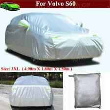 Full Car Cover Waterproof/Windproof/Dustproof for Volvo S60 2009-2021