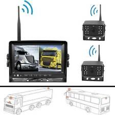 Digital Rückfahrkamera Lkw Bus & Transporter + Monitor - Bis zu 5 Jahre Garantie