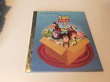 Disney Pixar Toy Story 3 Little Golden Book Never Opened