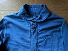 giacca uomo cotone 55DSL Diesel mens jacket blu casual capospalla