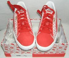 Hello Kitty Puma LADIES 7.5 Red Limited Edition GREAT CHRISTMAS GIFT NIB