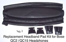 Replacement Headband Cushion pad KIT for QuietComfort 2 QC2 QC15 BOSE Headphones
