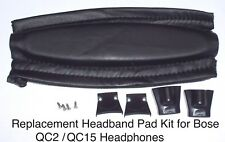 Replacement Headband Cushion pad KIT for QuietComfort 2 QC2 QC15 BOSE Headphones