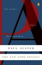 The New York Trilogy by Paul Auster (1990, Paperback)