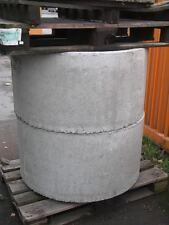 (48,97 Euro/Stück) Betonringe, Schachtringe ohne Steigeisen, DN 80