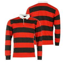 Camicie polo da uomo rossi