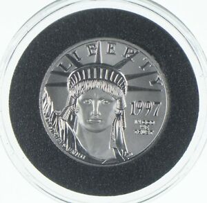 1997 $25 1/4 Oz. Platinum Eagle - U.S. Platinum Coin *025