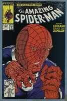 The Amazing Spider-Man #307 (Oct 1988, Marvel) [Chameleon] Todd McFarlane H