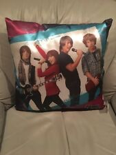 Disney Camp Rock Pillow with Sequins on the back