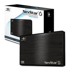 Vantec NST-266S3-BK 2.5-Inch SATA 6Gb/s to USB 3.0 HDD/SSD Aluminum Enclosure