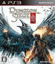 (Used) PS3 Dungeon Siege 3  [Import Japan]((Free Shipping))