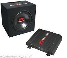 Bass-Kit auto impianto principianti pacchetto Amplificatore Subwooferbox Renegade rbk550