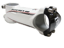 """Ritchey Pro 4 Axis Wet White ALLOY Stem 110MM  31.8MM 1 1/8"""""""