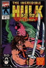 Incredible Hulk #380 SIGNED Peter David / Doc Sampson App. / Marvel Comics