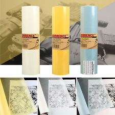 Multi-Colour Tracing Sketch Butter Paper  Draft Sketch Paper Roll 50M*30CM
