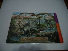 One Educational Pterosaurs Flying Reptiles From The Prehistoric Era Placemat