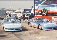 Bob Glidden Probe 8x10 NHRA Pro Stock Ford Team Photo Ca. 1994