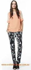 Slim, Skinny, Treggins Regular Size Stretch Pants for Women