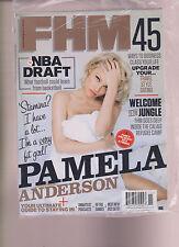 FHM MAGAZINE UK NOVEMBER 2015, PAMELA ANDERSON, NEW NO LABEL SEALED.