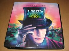 Charlie Chocolate Factory Trading Card Binder Album