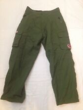 Special Blend Snow Ski Insulated Waterproof Green Pants Youth Medium Sc7