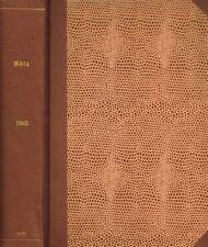 MAIA. RIVISTA DI LETTERATURE CLASSICHE n.s. anno XV 1963