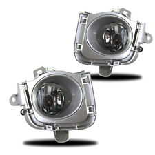 10-11 Prius Fog Lamps Pair w/Wiring Kit & Wiring Instructions - Clear