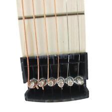 Pocket-Akustikgitarre Übungsgerät 6 Saiten 6 Bund für Anfänger # 2