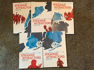 Strange Attractors #1-5 Boom Comics 2016 VF-NM