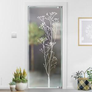 Baum Glasdekor Glastür Folie Tür Fenster Glas  Glastattoo Glasaufkleber  G406