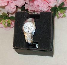 Chronotech Aluminum white  Dial Quartz Watch 7039L/05M new