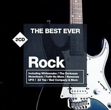 THE BEST EVER Rock [CD]