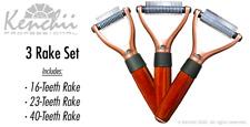 Kenchii Grooming - Shedding Pet Rake Dog & Pet Groomers - Choose 16, 23, 40, Set