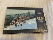 1/100 Accurate Miniatures Ah-64 Apache Model Kit