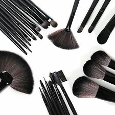 New Professional 32 pcs Kabuki Make Up Brush Set & Cosmetic Brushes Case