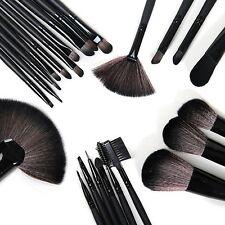 New Professional 32 pcs Kabuki Make Up Brush Set & Cosmetic Brushes Case