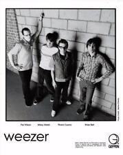 Weezer-Original Photo-Geffen