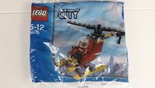 Lego City 30019 Fire Helicopter polybag - Sealed polybag