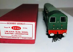Hornby Dublo 2230 Diesel Electric Locomotive