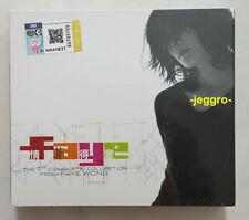 FAYE WONG The First Complete Collection CD DVD 王菲 情菲得意 FREE SHIPPING