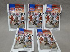 LOT! 5 Blind Bag Mega Bloks Power Rangers SUPER Megaforce Series 2 Micro Figures