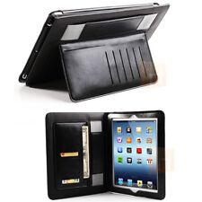 Organizer Hülle für Apple iPad 2 - 3 - 4 Tablet Tasche Cover Case Etui Schwarz