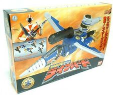 Emergency Squad GoGo Five Multifunctional Transformation Tool Life Bird Japan