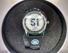 2004 Ichiro Suzuki Seattle Mariners Commemorative Men's Watch New in Tin  #51